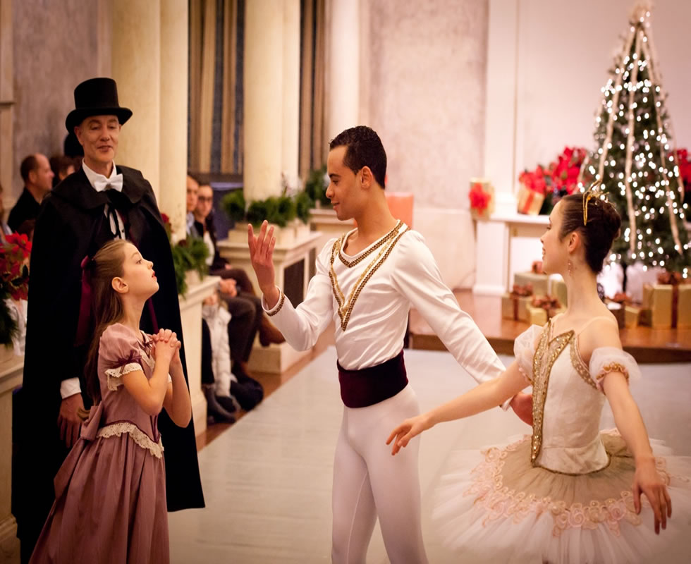 Nutcracker Information For Ticketholders