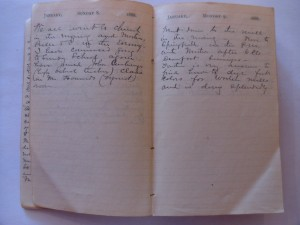January 8 - 9, 1888