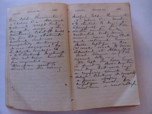 January 22 - 23, 1888
