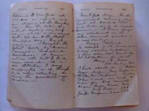 January 24 - 25, 1888