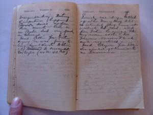 WCS February 7 - 8, 1888