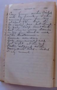 WCS February 11, 1888
