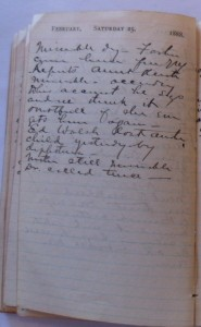 WCS February 25 - 26, 1888