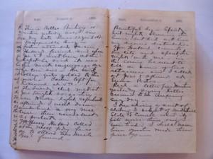 WCS May 1 - 2, 1888