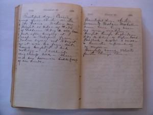WCS Journal July 26-27, 1888