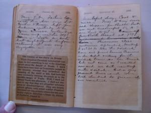 WCS Journal August 17-18, 1888