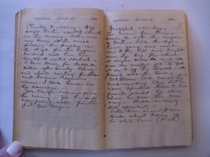 WCS Journal September 16-17, 1888
