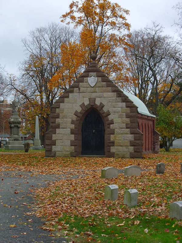 SOLD OUT: Flashlight Tour of Forestdale Cemetery