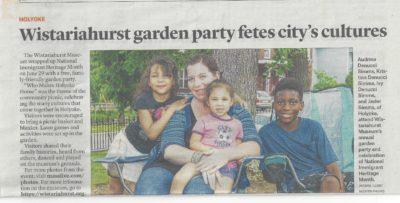 Garden party pt 2 Republican