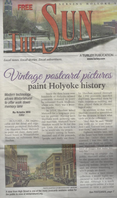 Postcards – Holyoke Sun