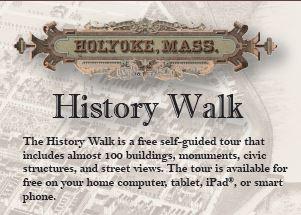 Holyoke History Walk Logo