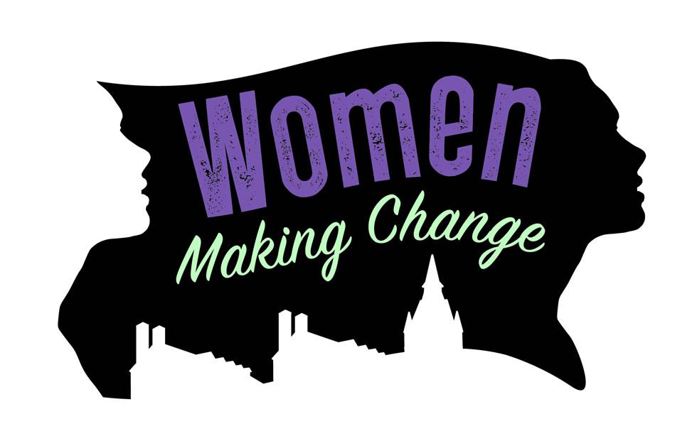 Women Making Change NEH Institute Logo
