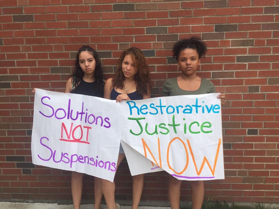 Pa'lante Restorative Justice Workshop For School-Based Professionals