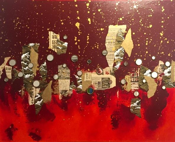 Justice By Steven Huerta $100.00