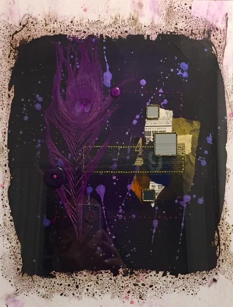 Violet Pulse-Daddy's Mix: The Soul By Steven Huerta $150.00