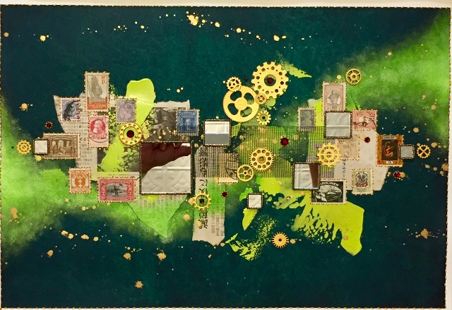 SOLD Journeys: Our Song In Emeraldby Steven Huerta$150.00