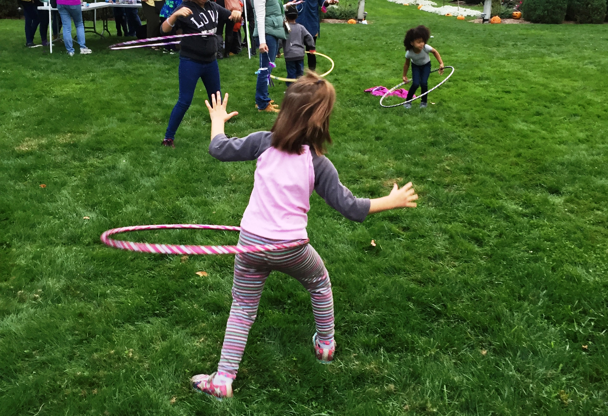 Who Makes Holyoke Home: Community Picnic in the Gardens