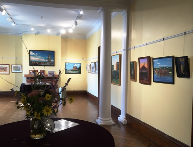 Holyoke League of Arts and Crafts Opening Reception