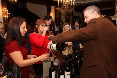 I Love Wine! A Tasting To Benefit Wistariahurst