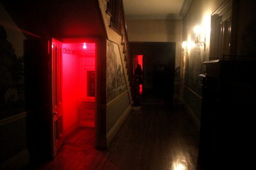 SOLD OUT: Darkened Hallways: A Nighttime Tour Of Wistariahurst