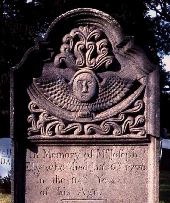 Handwrought Gravestones In Holyoke And Vicinity, C.1720 To 1840: An Introduction To Some Of The Men Who Made Them