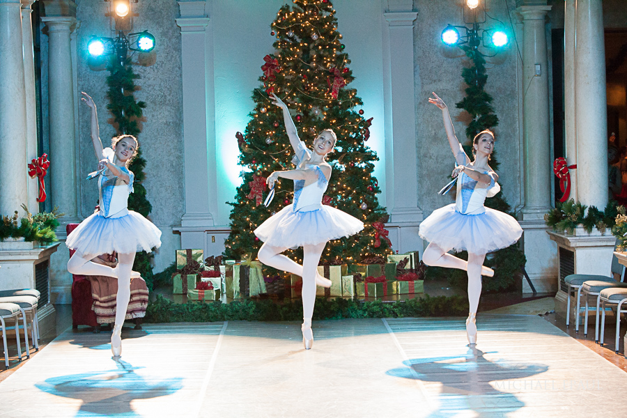 Nutcracker & Sweets: Friday 6:30pm