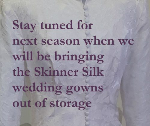Coming This Summer: The Wedding Gowns Of The Wistariahurst Collection