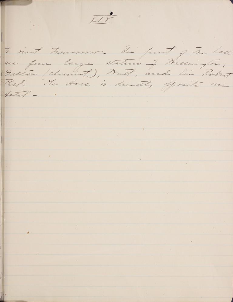 Belle Skinner 1887 Journal 08-12-1887b XIV