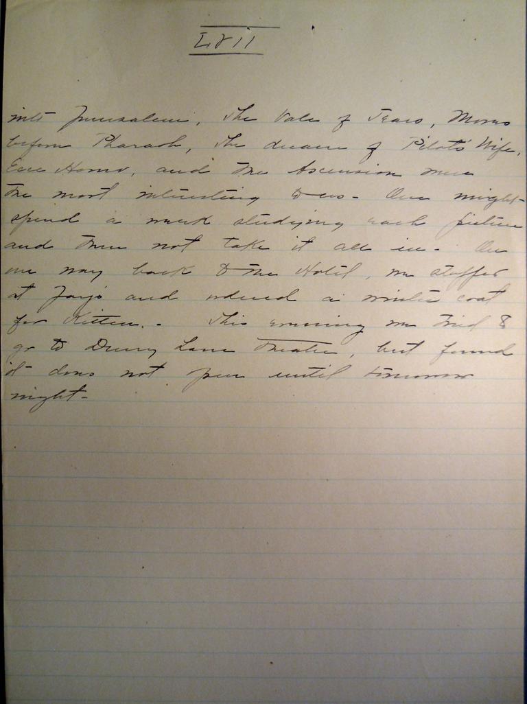 Belle Skinner 1887 Journal 09-02-1887b LVII