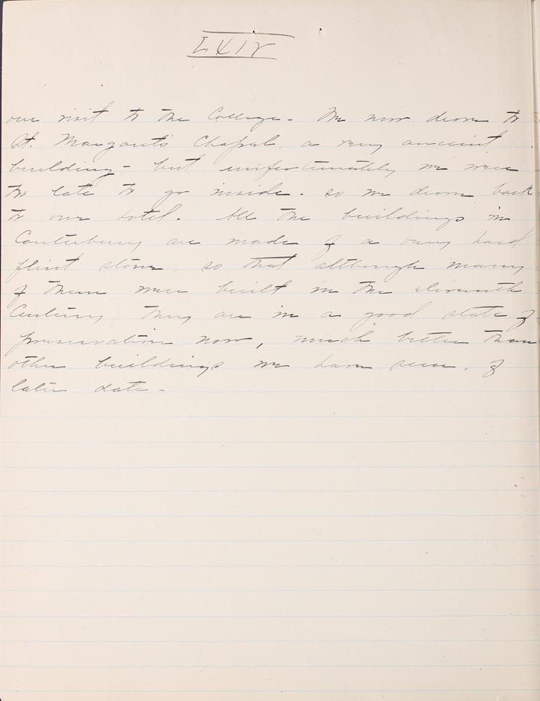 Belle Skinner 1887 Journal 09-06-1887c LXIV