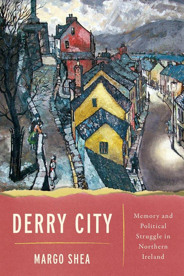 Derry City - Margo Shea Book Cover